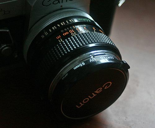 FD 50mm f1.4 photo